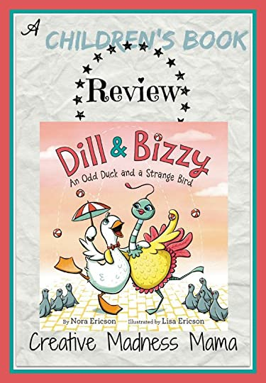Dill and Bizzy Children's Book Review