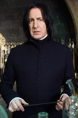 Serverus Snape, Hogwarts teachers of Potions