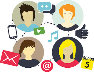 Social Media Engagement For Good Contacts
