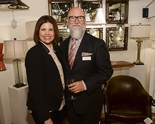 Currey and Company's Cecil Adams and Denise McGaha