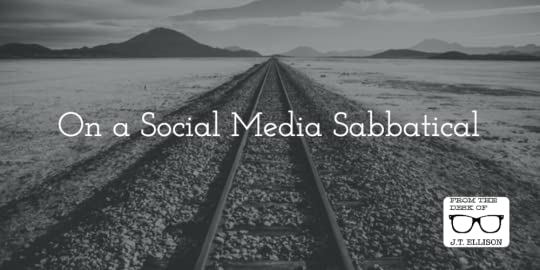 On a Social Media Sabbatical