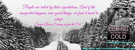 Coming in from the Cold Quote
