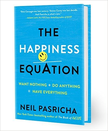 The Happiness Equation - Cover