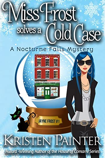 Miss Frost Solves A Cold Case - cover