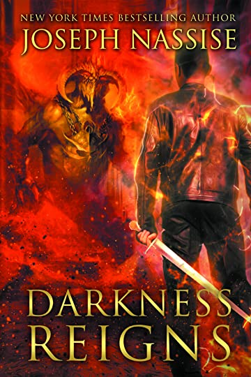 Darkness Reigns 2016 Front Cover