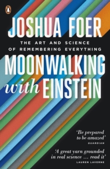 Cover of Moonwalking with Einstein by Joshua Foer