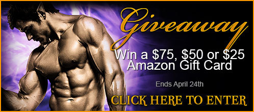Possessed by a Dark Warrior Giveaway