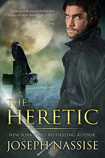The Heretic Front Cover 2014