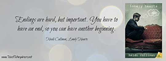 Lonely Hearts Quote