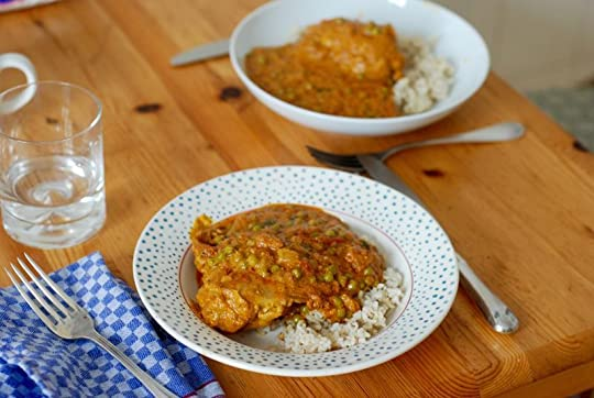 NYTimes' Butter Chicken