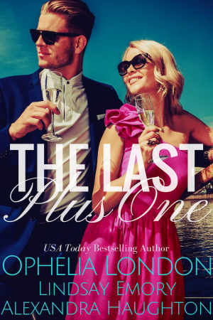 The Last Plus One eBook Cover for Press