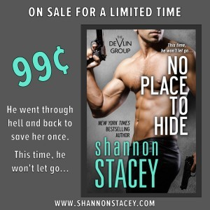 Graphic advertising No Place To Hide for 99 cents
