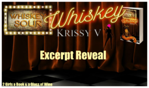 Excerpt Reveal whiskey banner