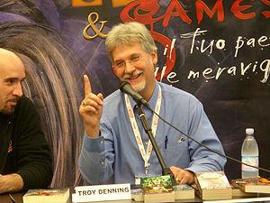 Troy Denning