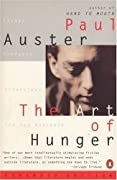 The Art of Hunger: Essays, Prefaces, Interviews, The Red Notebook