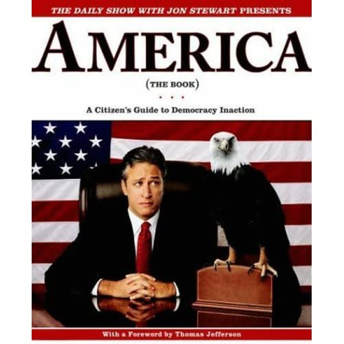 Jon Stewart America The Book