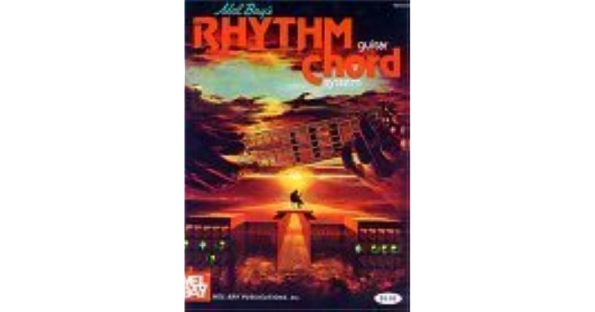 Rhythm Guitar Chord System By Mel Bay