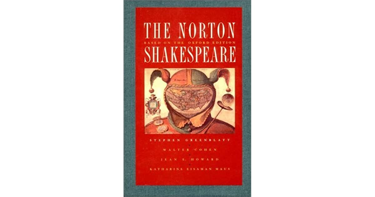 The Norton Shakespeare By William Shakespeare