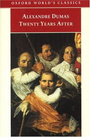 Image result for twenty years after by alexandre dumas