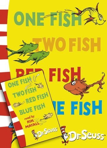 One Fish Two Fish Red Fish Blue Fish eng ch