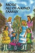 More All-of-a-Kind Family (All-of-a-Kind-Family, #3)