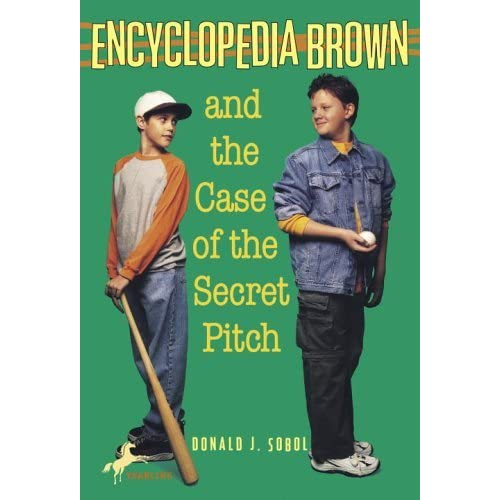 Encyclopedia Brown and the case of the slippery salamander ...