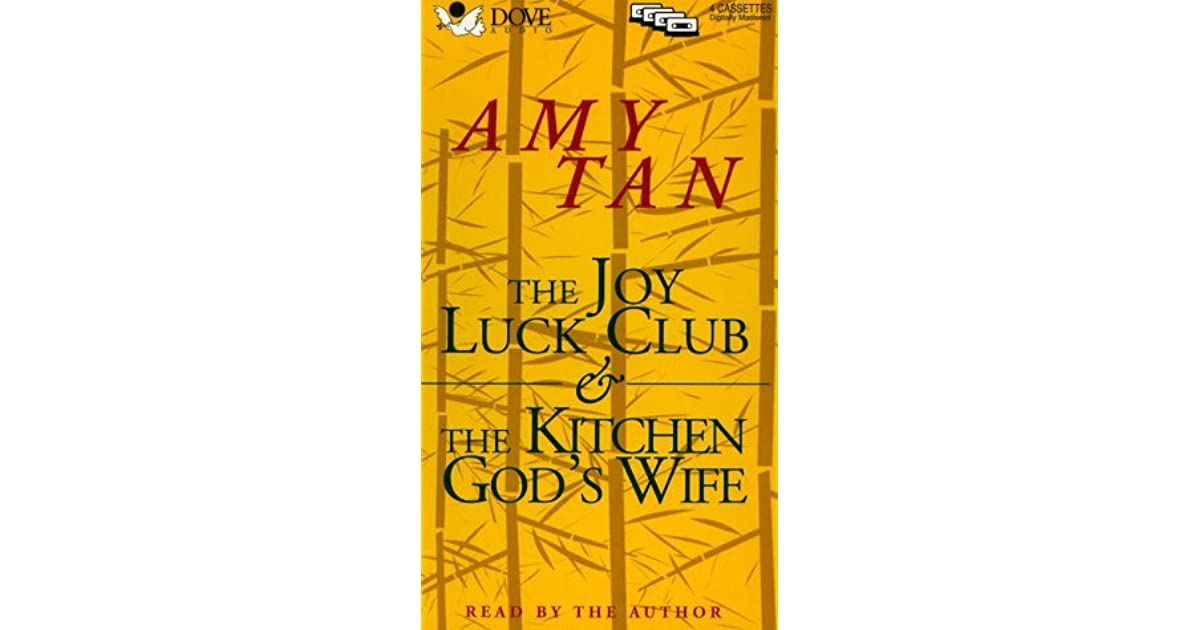 a review of amy tams book the joy luck club [this review from the monitor's archives originally ran on april, 21, 1989] amy tan's first novel, the joy luck club, is a touching, funny, sad, insightful, and.