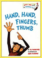 Hand, Hand, Fingers, Thumb (Bright & Early Books)
