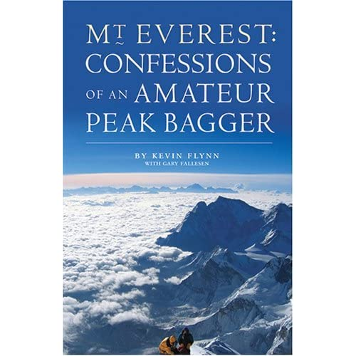 Agree, this amateur bagger confession everest mount peak