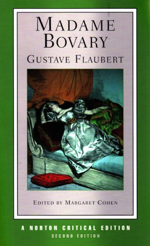 Madame Bovary (Critical Editions)