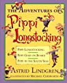 The Adventures of Pippi Longstocking by Astrid Lindgren