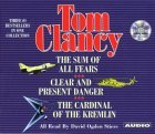 Tom Clancy Three #1 Bestsellers in One Collection: Includes Three Jack Ryan Audiobooks
