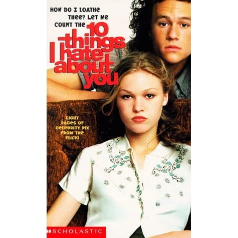 10 things i hate about you o hamlet essay shakespeare I would not go as far to say that 10 things i hate about you is shakespeare loves adding an almost deceptive quality to haven't found the essay you want.