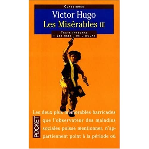 an analysis of the protagonist and antagonists in the les mesarables by victor hugo
