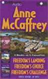 Anne McCaffrey Freedom Collection: Freedom's Landing, Freedom's Challenge, Freedom's Choice (Catteni Series)