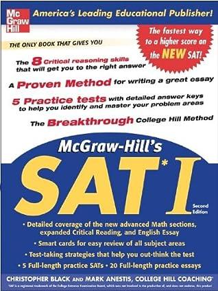 McGraw-Hill's SAT I (McGraw-Hill's SAT I)
