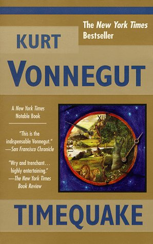 Timequake by Kurt Vonnegut Jr.
