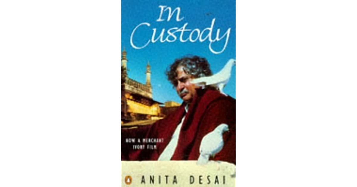 Anita Desai In Custody Pdf