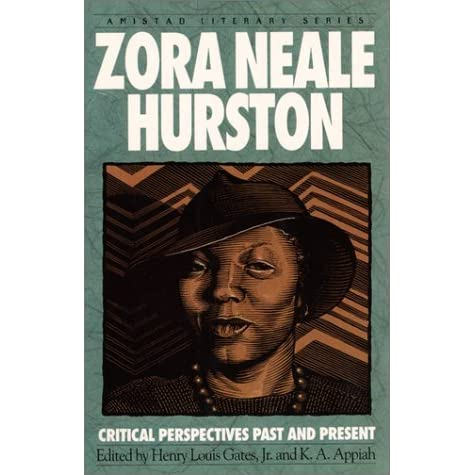 Zora Neale Hurston Critical Perspectives Past And Present By Henry