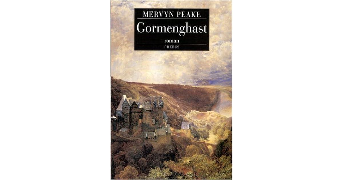 Review: Gormenghast by Mervyn Peake (Book 2, Gormenghast ...