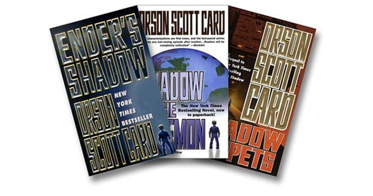 Enders Shadow Three Book Set Enders Shadow Shadow Of The Hegemon