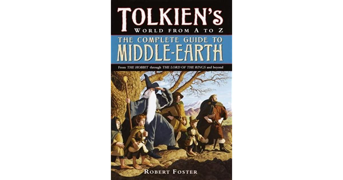 The History of Middle-earth - Wikipedia