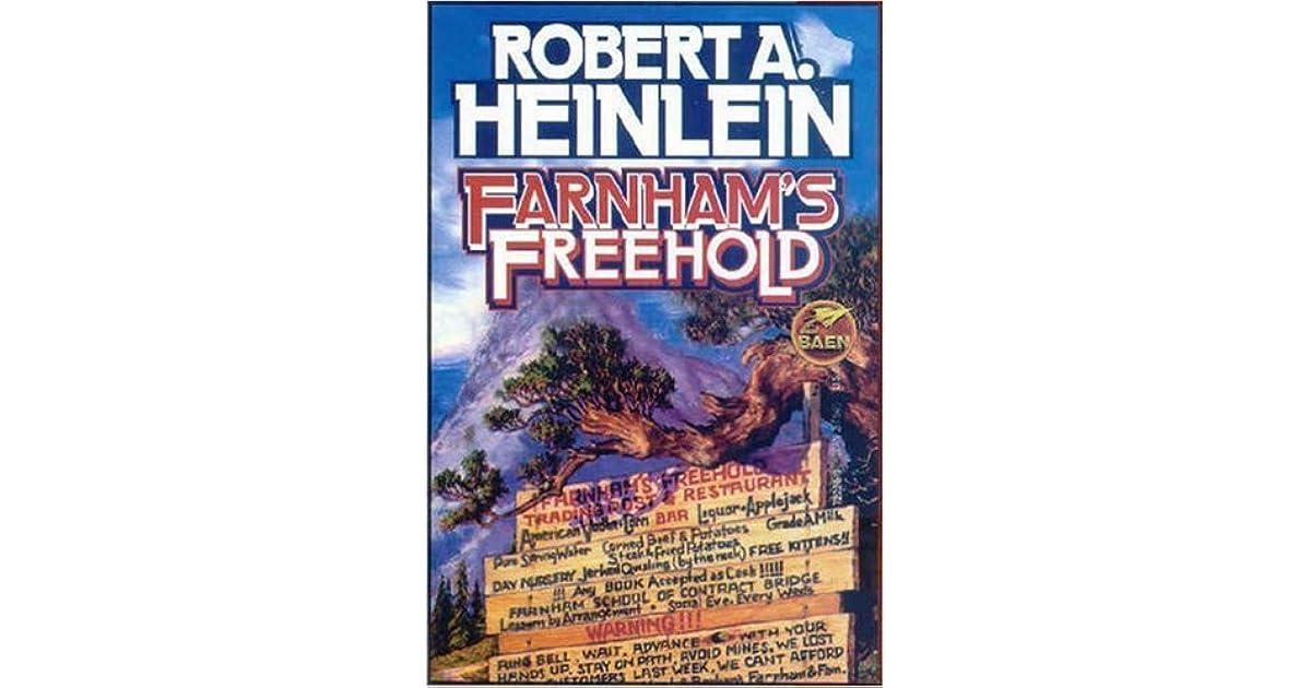 Farnhams Freehold By Robert A Heinlein - Heinlein us map