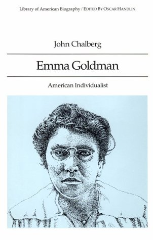 emma goldman american individualist essay