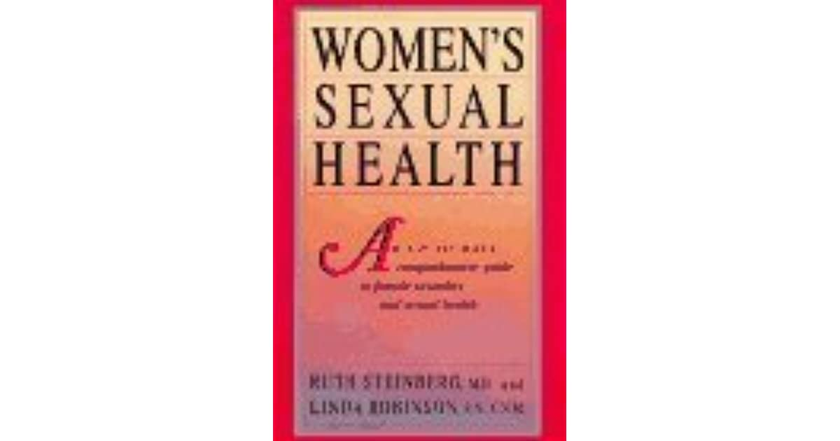 Womens sexual health books