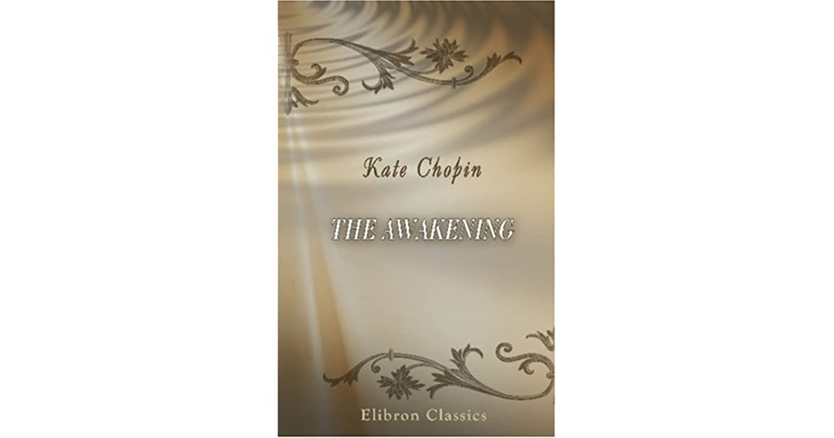 the unique character of edna in kate chopins novel the awakening