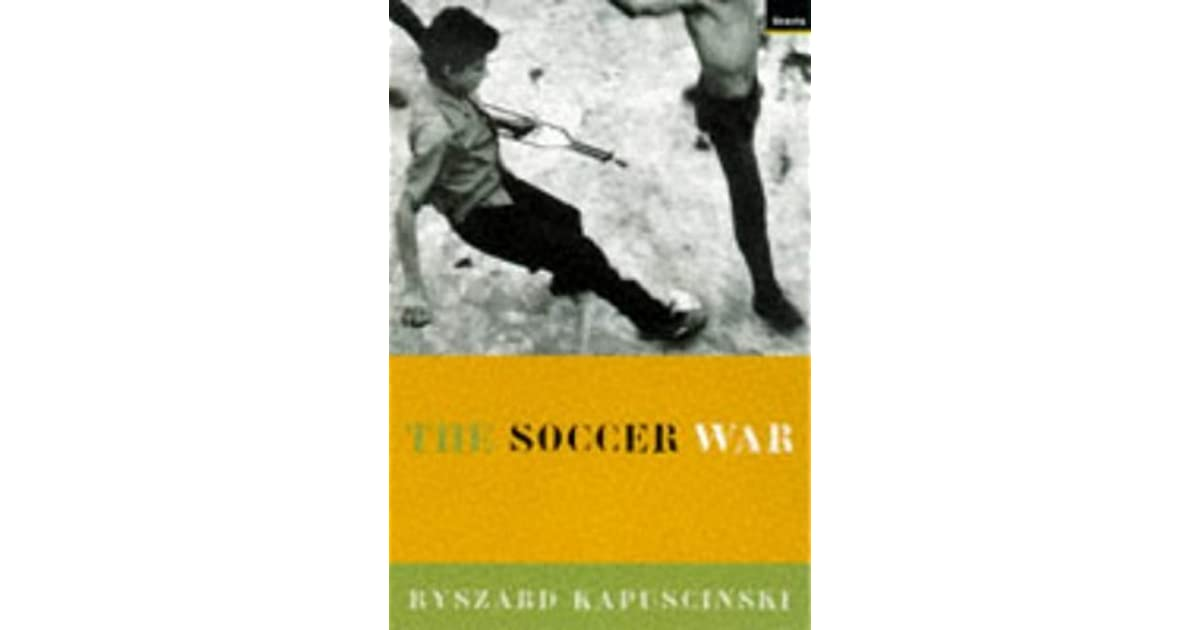 Ann Seattle Was Review Of The Soccer War
