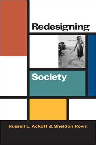 Redesigning Society