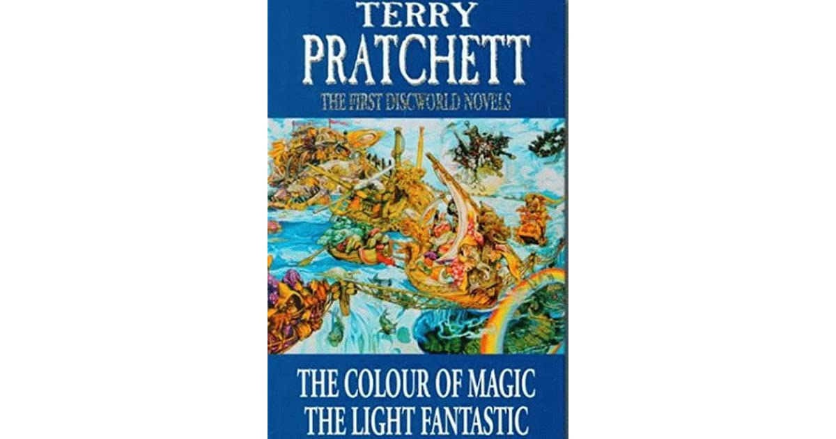 The Color Of Magic Book