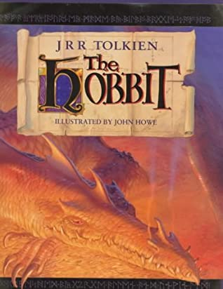The Hobbit: A 3-D Pop-Up Adventure by J R R  Tolkien